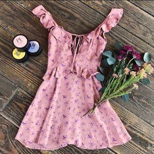 Flynn Skye Mimi Dress in sweet treat